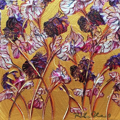 Memories - 6x6 Original Painting
