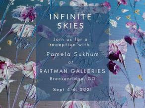 Artist Reception - Raitman Galleries, Breckenridge, CO - Sept 4-6, 2021