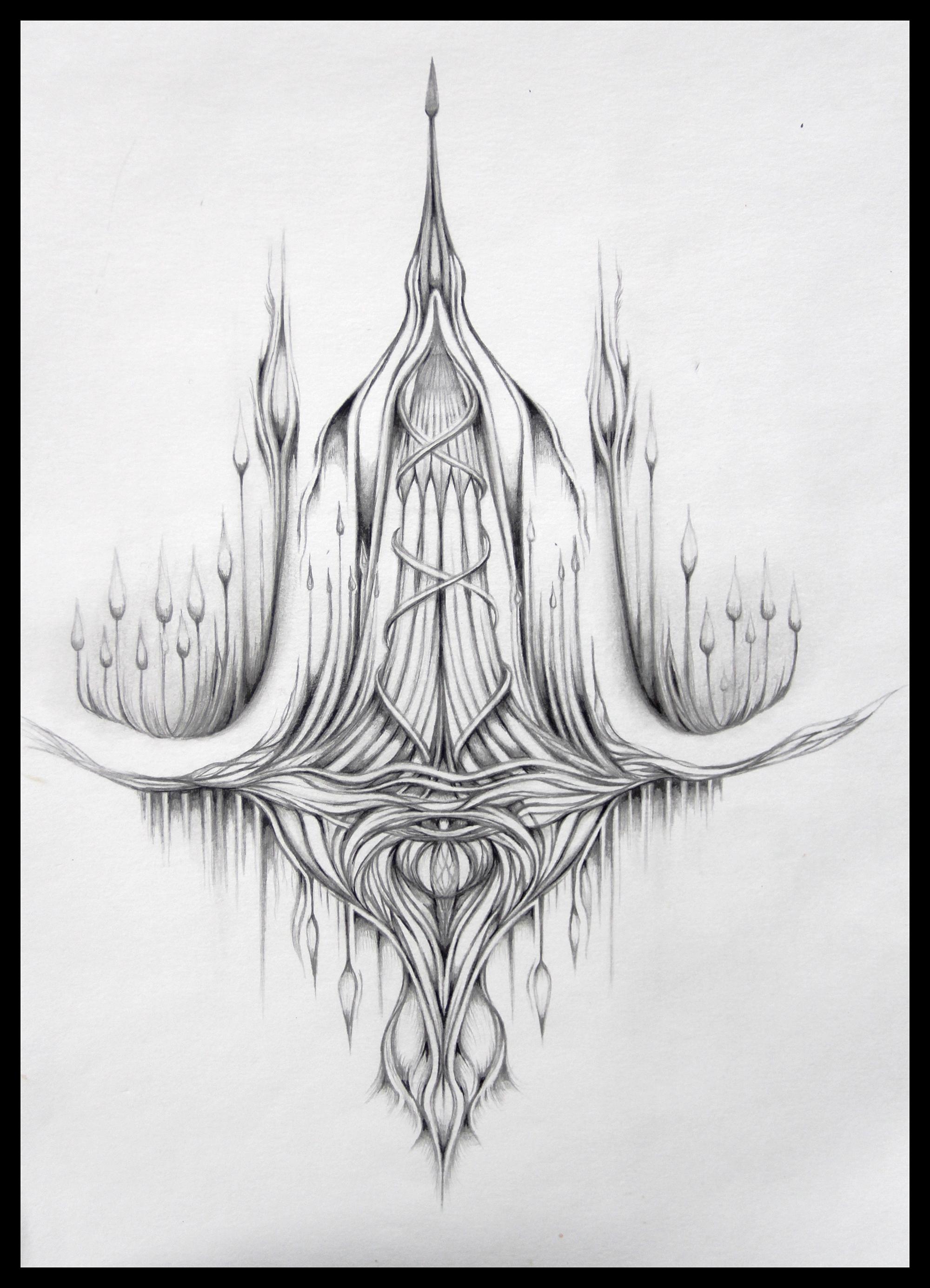 Field Sketch 9