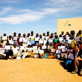 Gaga Refugee Camp - Chad Africa  Beautif