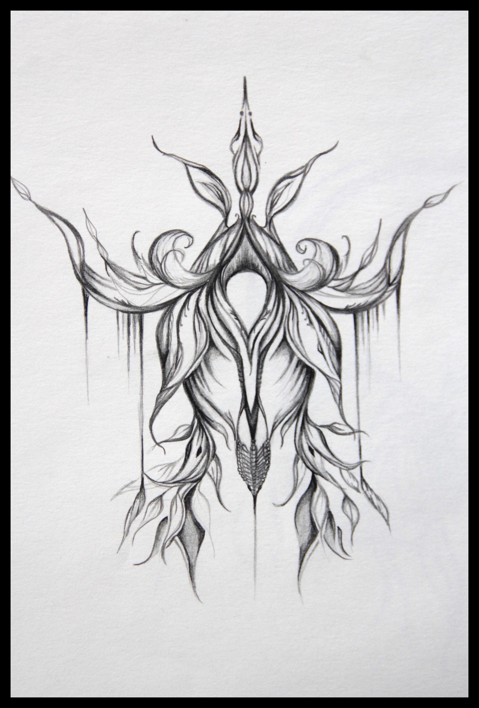 Field Sketch 7