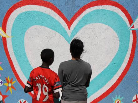 MANY HANDS, ONE HEART                                   The Beautiful Project: Uganda 2018