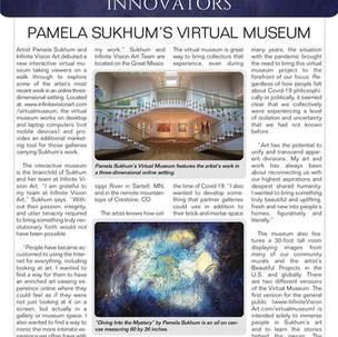 Art World News Article