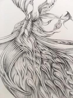 Field Sketch 13 - Detail