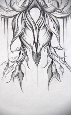 Field Sketch 7 - Detail