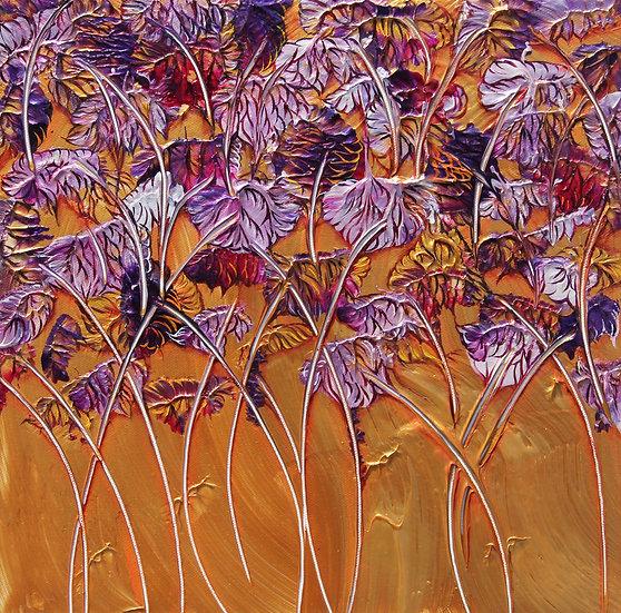 Memories - 12x12 - Original Painting