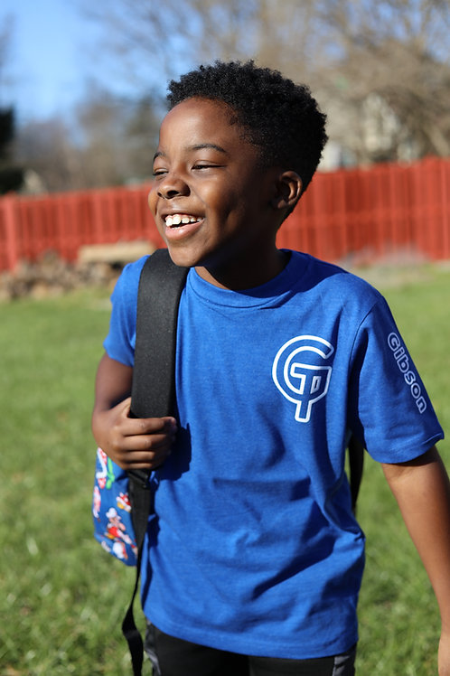 "GPT ""Empowered"" Youth Short Sleeve Tee  (Kids)"