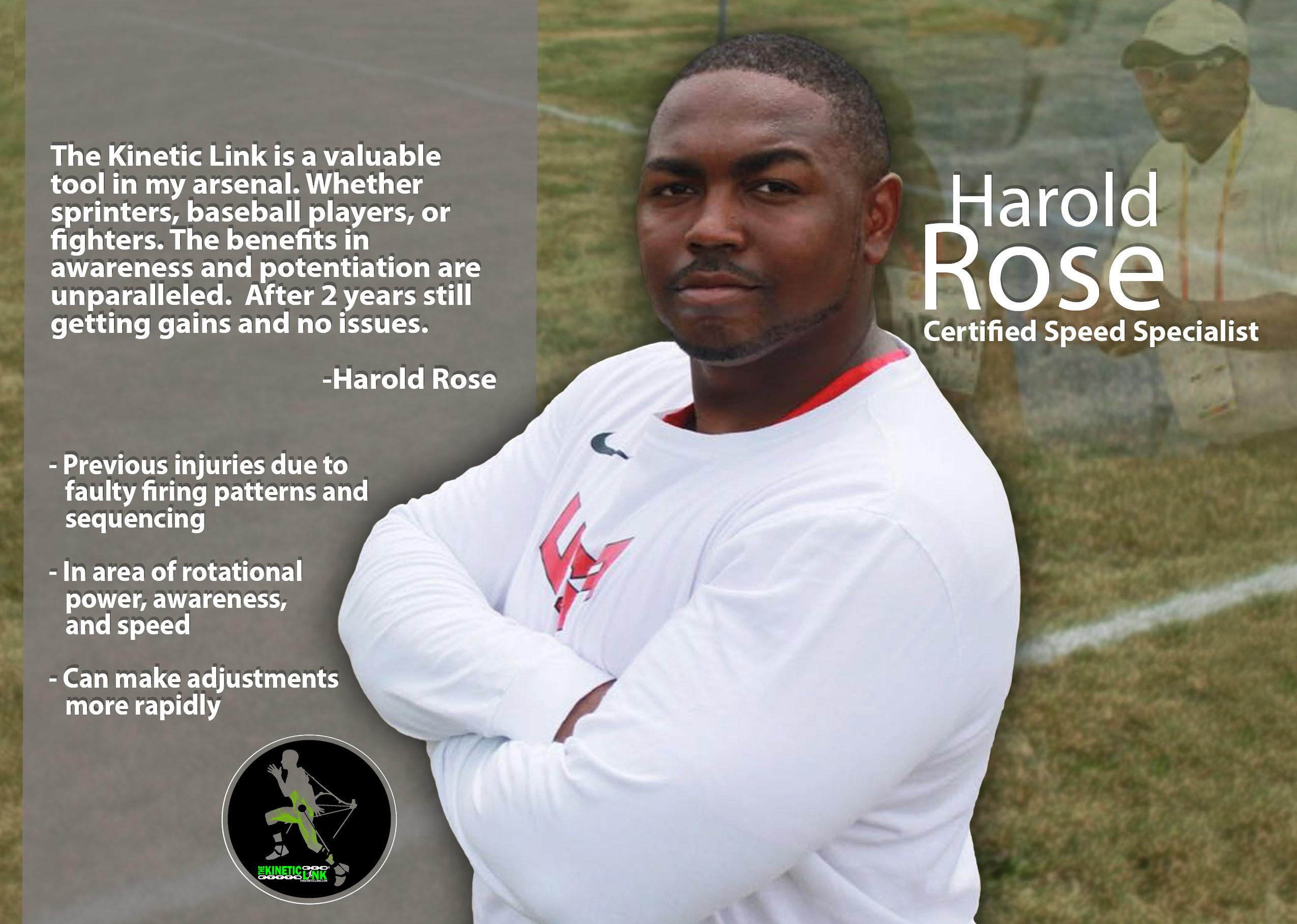 Harold Rose