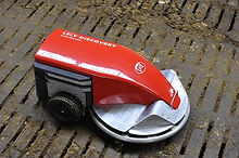 Lely Discovery automatic slatted floor barn cleaner