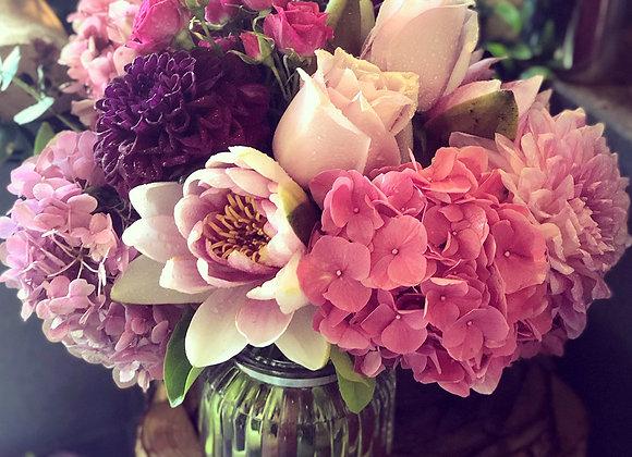 Medium Seasonal Vase Arrangement