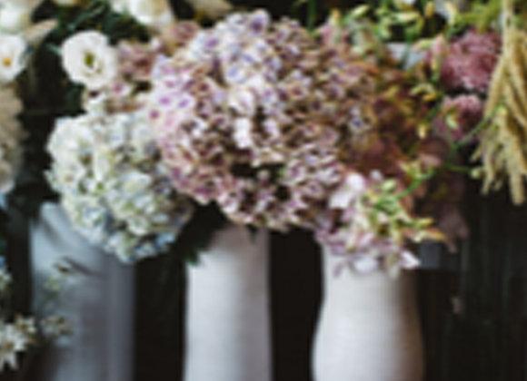 Luxe Love Seasonal Ceramic Vase Arrangement