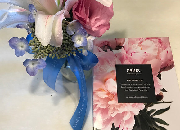 Bloom Bottle and Exclusive Salus Mother's Day Pack