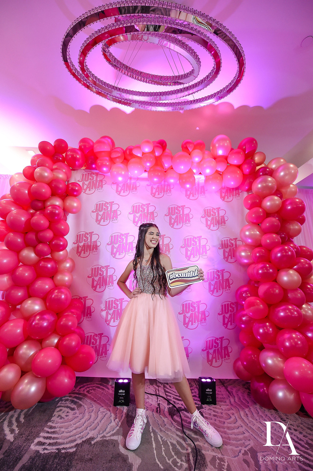Balloon walls are the new flower walls! They make for wonderful, celebratory décor for any event