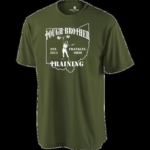 Green TBT T-Shirt