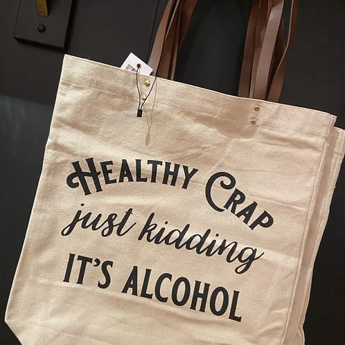 "Bag ""Healthy Crap"""