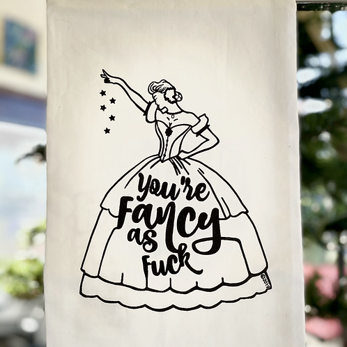 Dishtowel - Fancy
