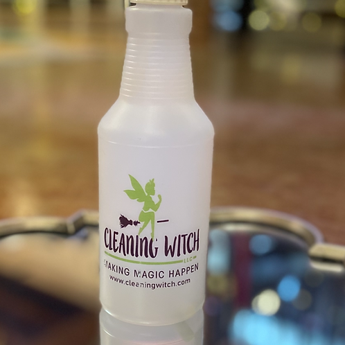 Cleaning Witch Spray Bottle