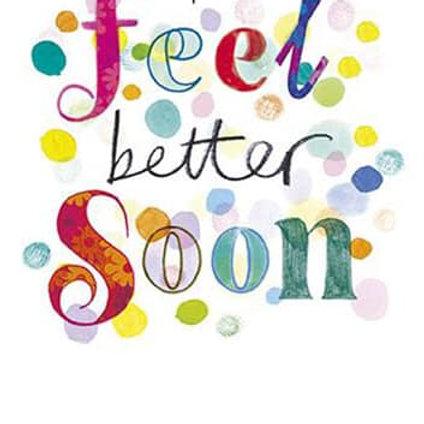 Feel Better Soon! Gift Box