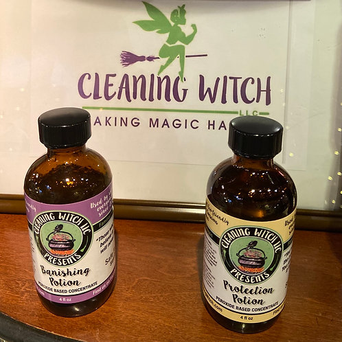 Cleaning Witch 2 Pack!