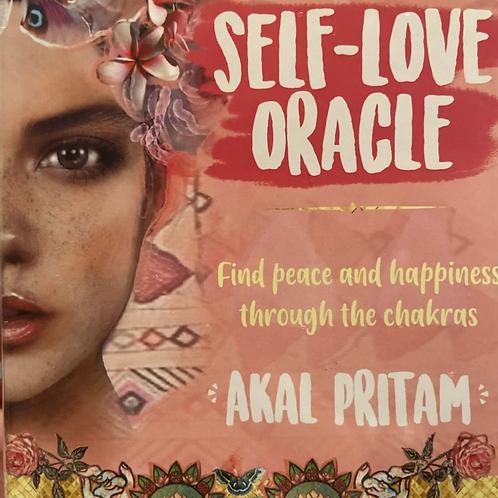 Self Love Oracle Deck