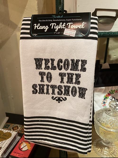 Dishtowel - Terry Shitshow