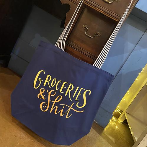 Bag - Groceries & Shit
