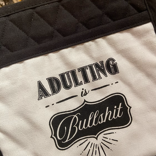 Potholder - Adulting