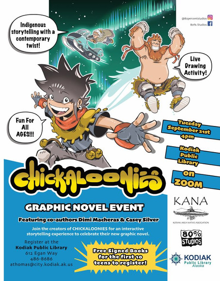 Calling All Graphic Novel Lovers