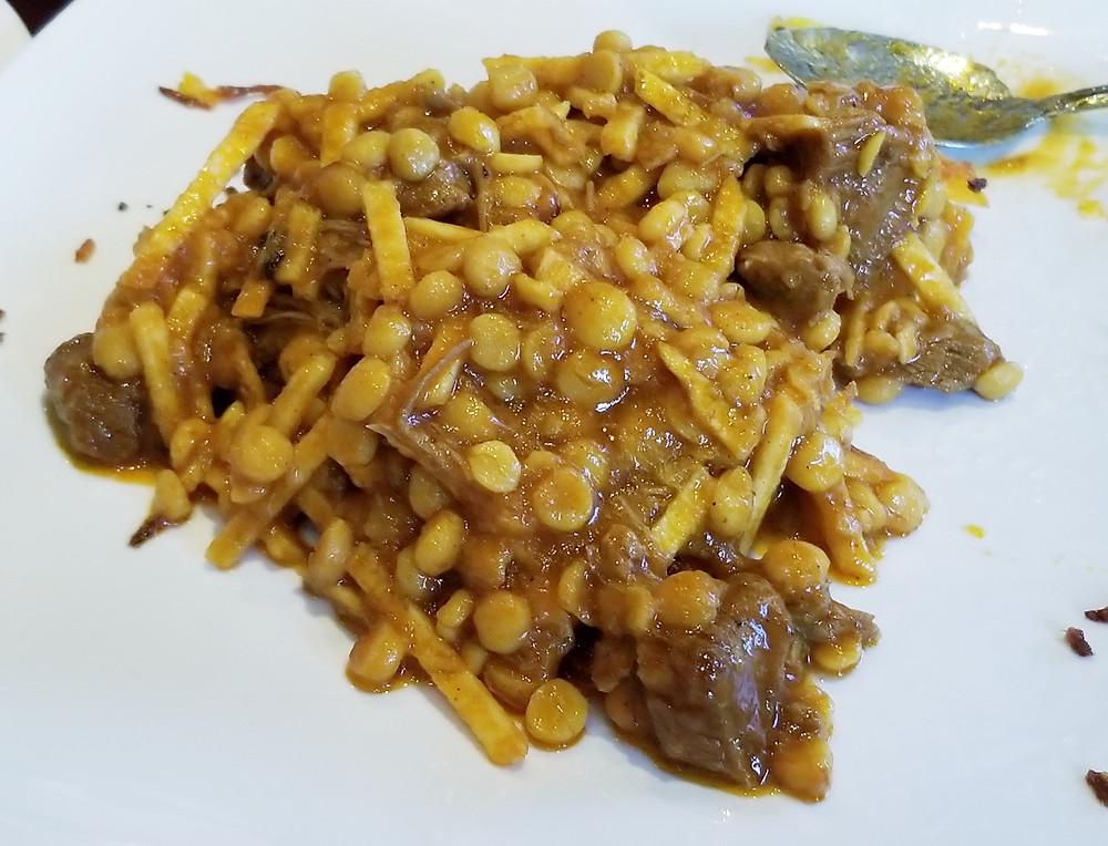 Tahdig & Stew
