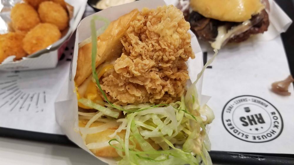 Original Chicken Slider
