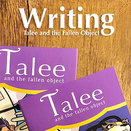 Writing Talee and the Fallen Object