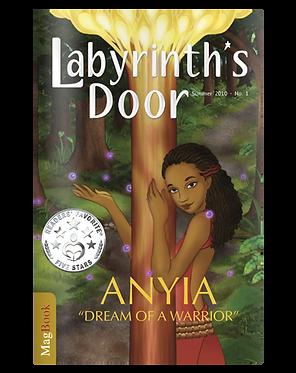 Anyia, Dream of a Warrior