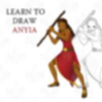 Learn To Draw Anyia