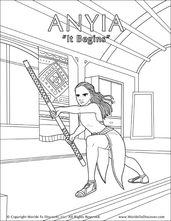 Anyia - It Begins
