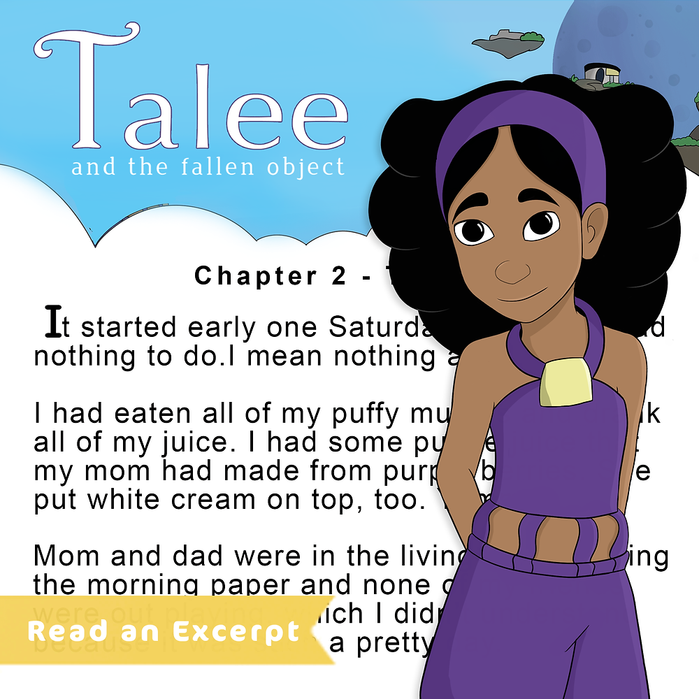 Talee and the Fallen Object Excerpt
