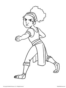 WorldsToDiscover_ColoringPage-Anyia_ItBe
