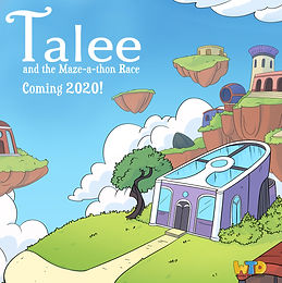 New Talee Book Coming 2020!