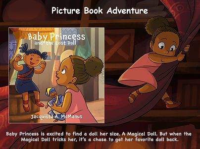 Baby Princess and the Lost Doll-3psd cop