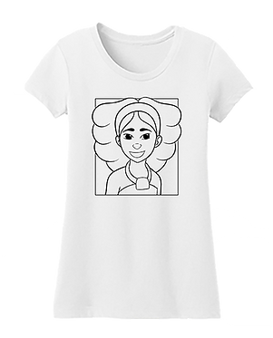 Talee Coloring T-Shirt