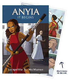 Anyia, It Begins
