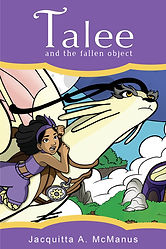 Children's Book - Talee and the Fallen Object