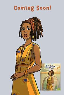 Sana - Last Day: Coming Soon