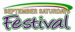 September Saturday Festival Logo