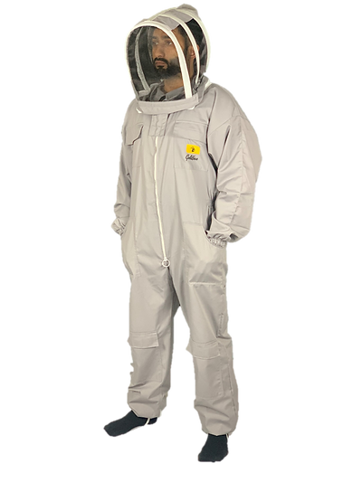 Beekeeping Suit - Roman Grey