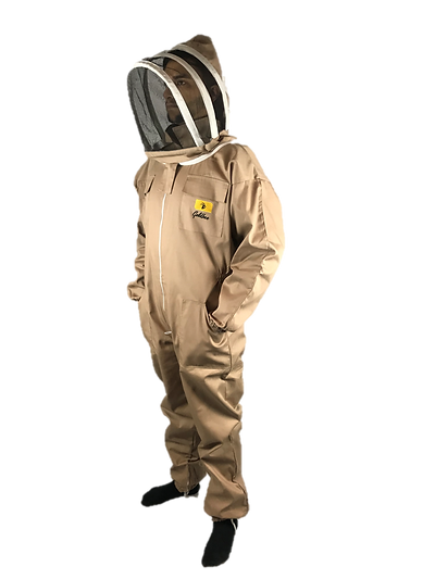 Beekeeping Suit - Cappuccino