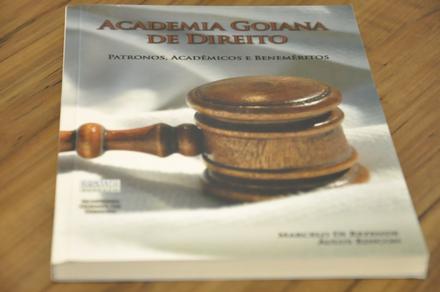 Academia Goiana de Direito – Patronos, Acadêmicos e Beneméritos