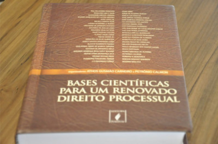 Bases científicas para um renovado Direito Processual