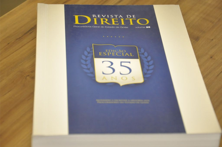 Revista de Direito – Procuradoria-Geral do Estado de Goiás