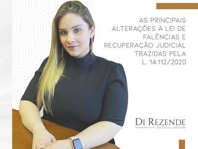 AS PRINCIPAIS ALTERAÇÕES À LEI DE FALÊNCIAS E RECUPERAÇÃO JUIDICIAL TRAZIDAS PELA L. 14.112/2020