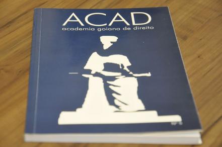 Academia Goiana de Direito – Revista nº 5
